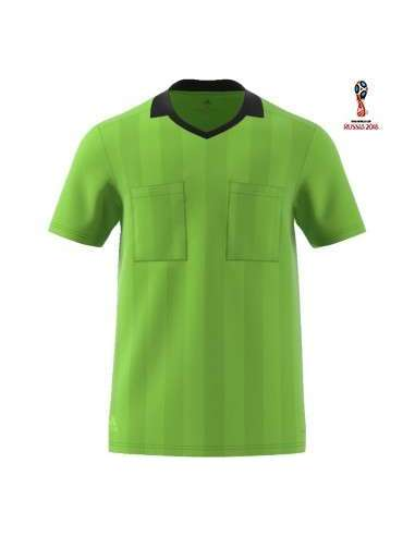 Camiseta Adidas Referee 18 verde