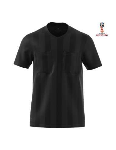 Camiseta Adidas Referee 18 negro