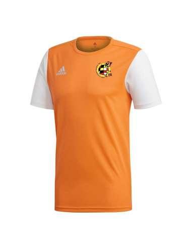 Camiseta Adidas CTA19 naranja