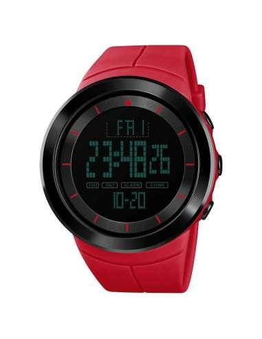 Cronómetro RefLand rojo