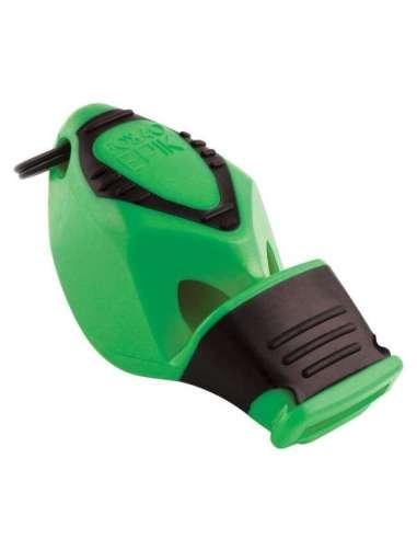 Silbato Fox4 Epik CMG verde