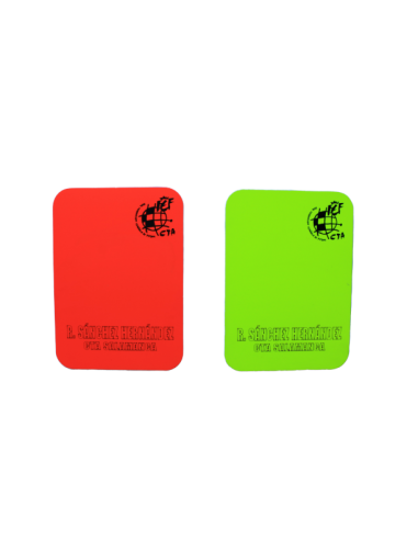 Tarjetas CTA flúor Personalizadas