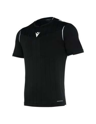 Camiseta Macron Árbitro 2020/2022 negro