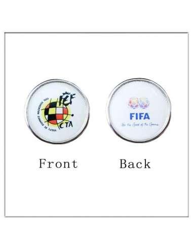 Moneda sorteo CTA/FIFA