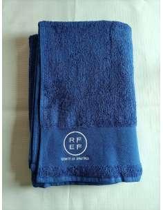 Toalla azul royal RFEF -...