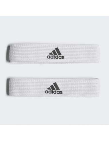 Sujetamedias Adidas blanco