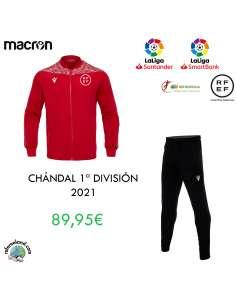 Chándal 1ª División RFEF 21/22